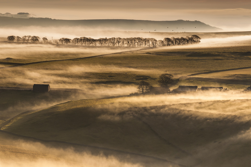Windy Knoll, Derbyshire, England. - Landscape Photographer of the Year awards, 2011, 2012, 2013, 2014, 2015, 2016...