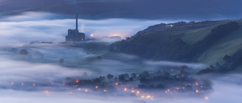 Castleton, Derbyshire. - Awarded and Published