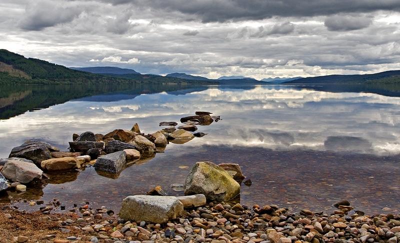 Kinloch Rannoch - Inland Scotland