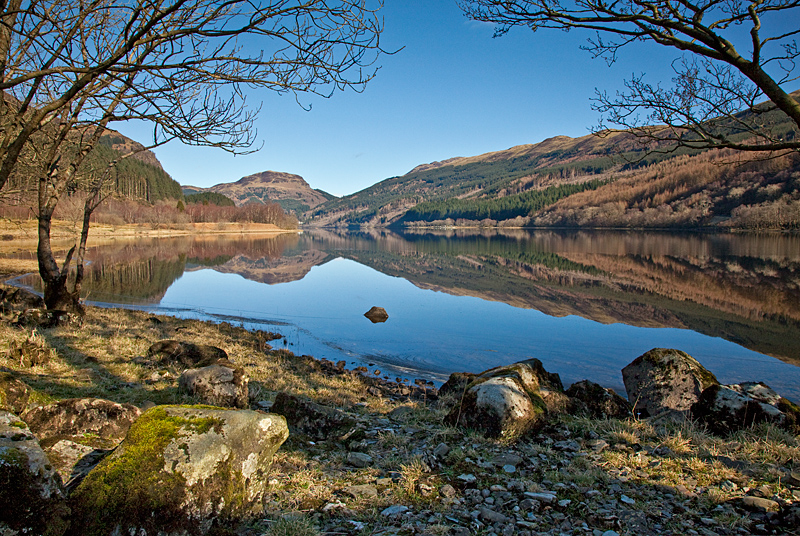 Loch Lubnaig Reflections - Latest Additions