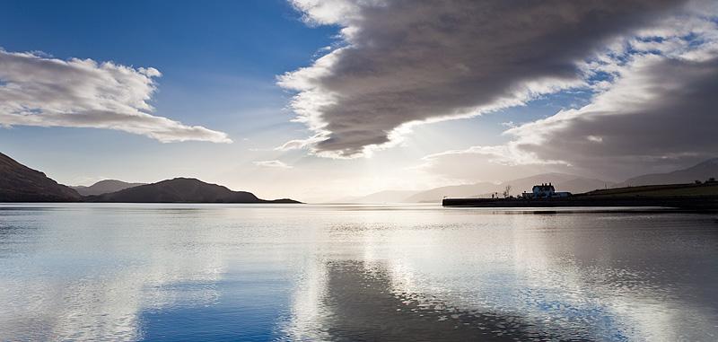 Loch Linnhe - Inland Scotland