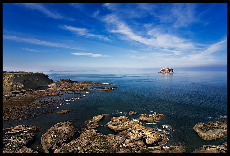 Gin Head - East Lothian - Coastal Scotland