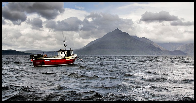 The Antares - Elgol - Isle of Skye - The Islands of Scotland