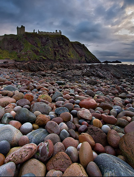 Dunottar Castle - Stonehaven - Coastal Scotland