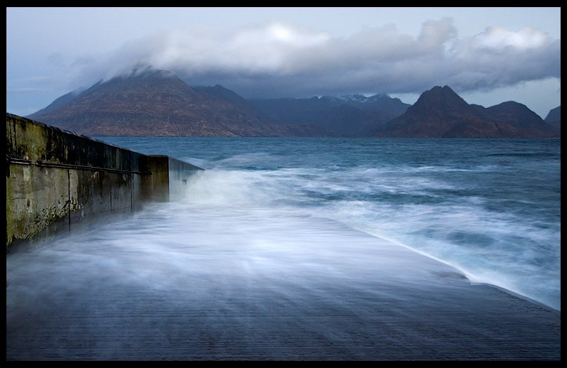 Elgol Pier - Isle of Skye - The Islands of Scotland