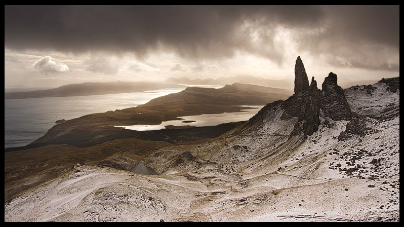 The old man of Storr - Isle of Skye - The Islands of Scotland
