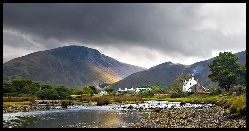 Lochranza - Isle of Arran - The Islands of Scotland
