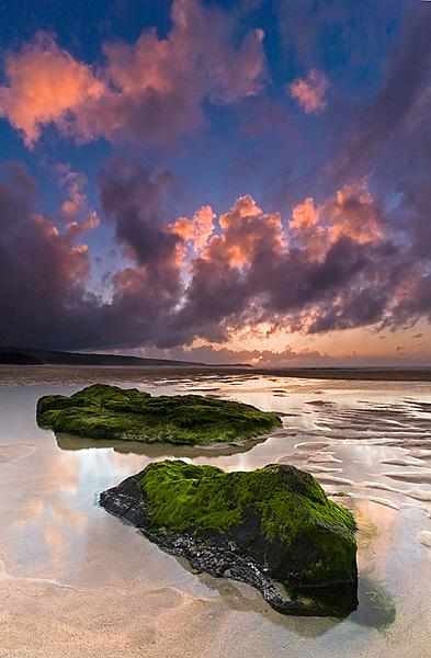 Gwithian Towans - Inland and Coastal England