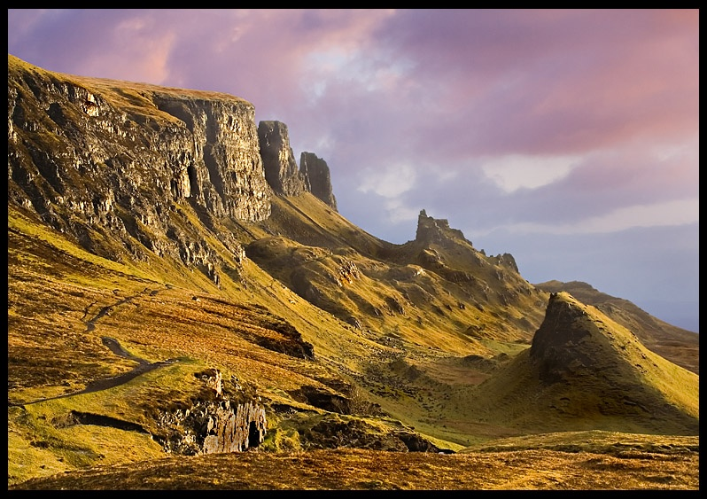 The Queraing - Isle of Skye - The Islands of Scotland