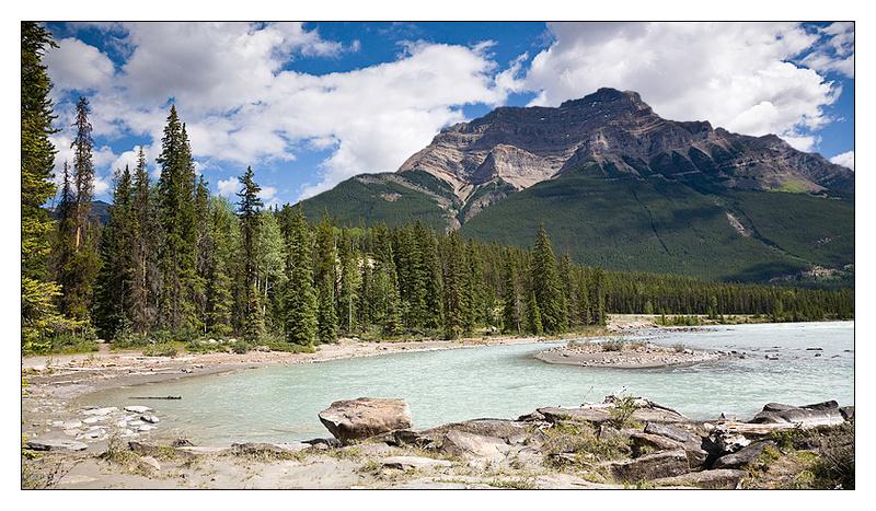 Athabasca River - North America