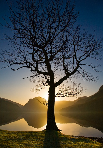 Buttermere - Inland and Coastal England