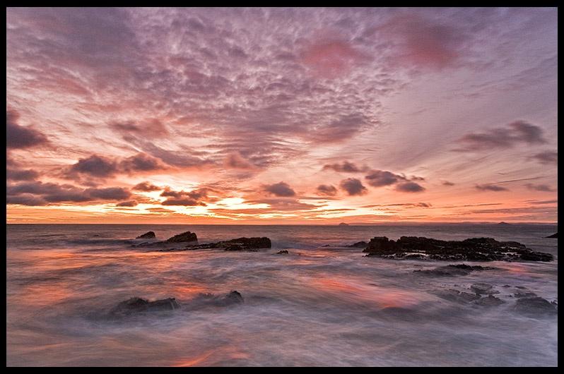 Sauchar Point - Fife - Coastal Scotland