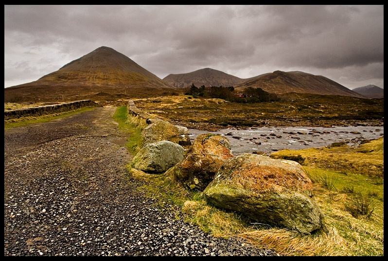 River Sligachan - Isle of Skye - The Islands of Scotland