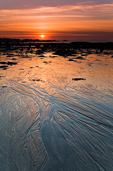 Milsey Bay - East Lothian - Coastal Scotland