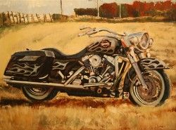 Oil Paintings portfolio