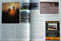 Some magazine articles portfolio