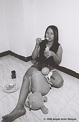 Mother and Child Reunion portfolio