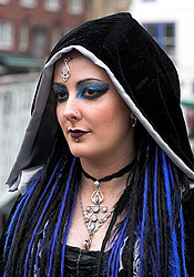 Goth Weekend, Whitby 2008 portfolio