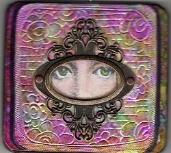 Altered Art Tins portfolio