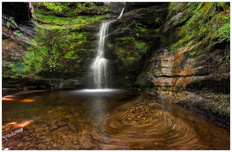 Natural Swirl - Ayrshire Gallery
