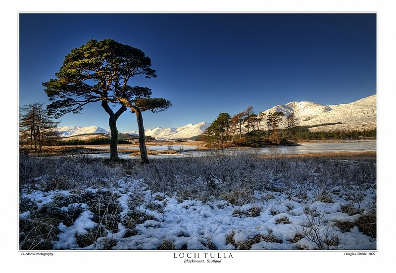 Loch Tulla, Blackmount - The Light Captured