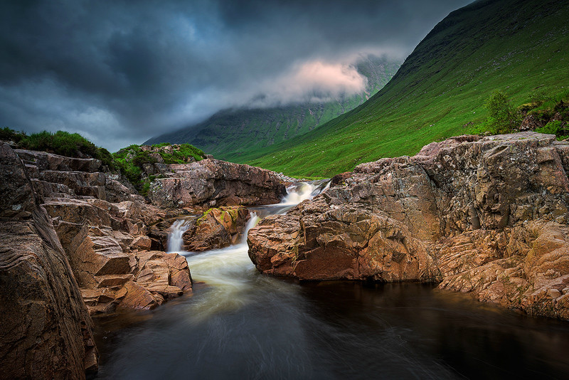 Etive Mood - The Light Captured