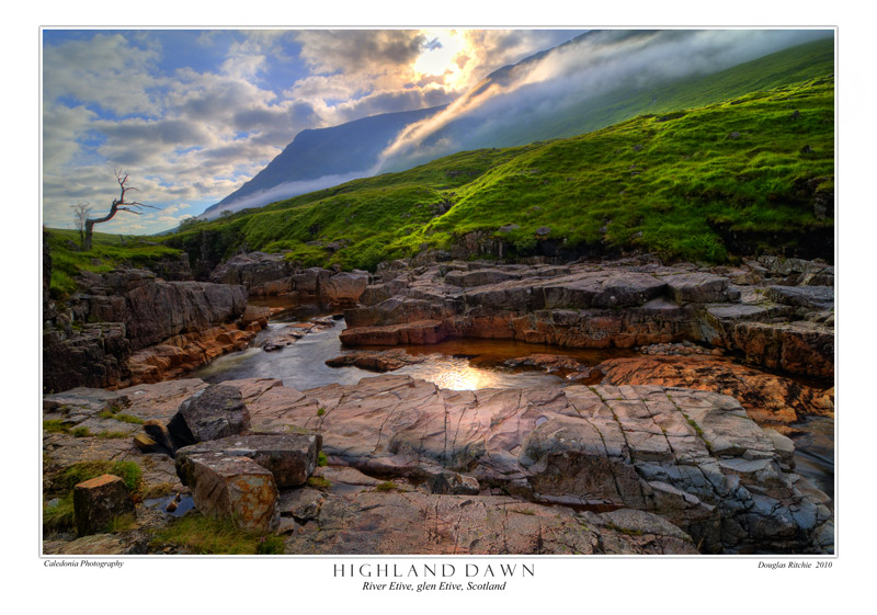 Highland Dawn - The Light Captured