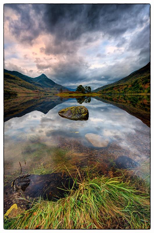 Highland Serenity - The Light Captured