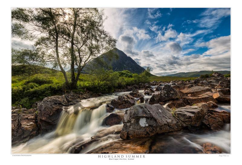 Highland Summer - The Light Captured