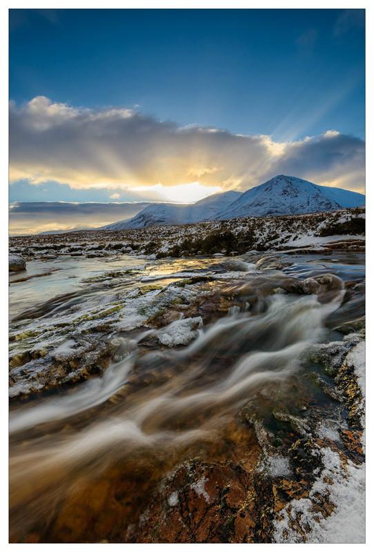 Ice Flow - The Light Captured