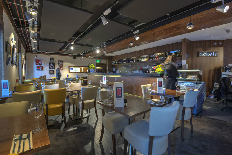 The stage door restaurant - Commissions and Commercial Photography