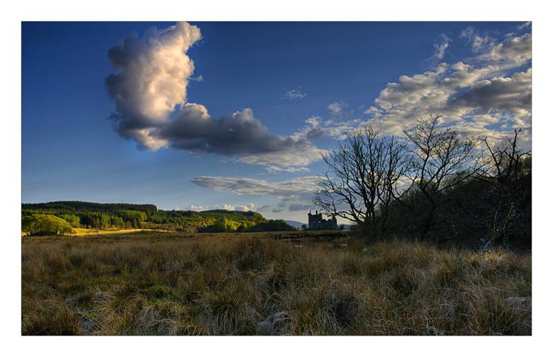 Kilchurn castle - The Light Captured