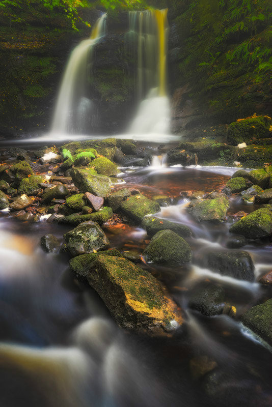 Misty Falls - Ayrshire Gallery