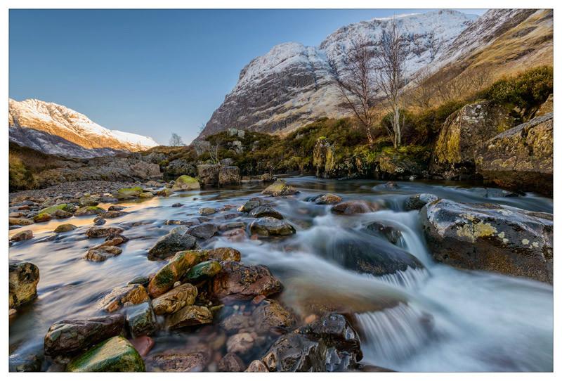 Scottish water II - The Light Captured