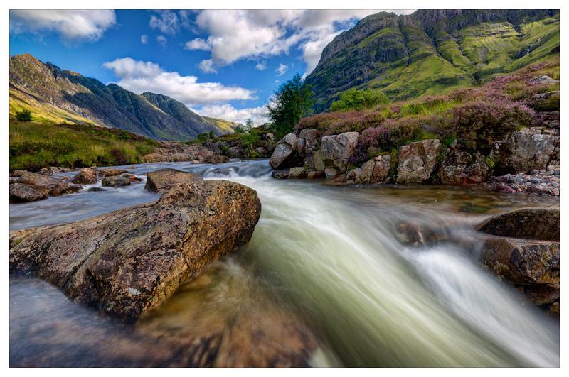 Highland flow - The Light Captured