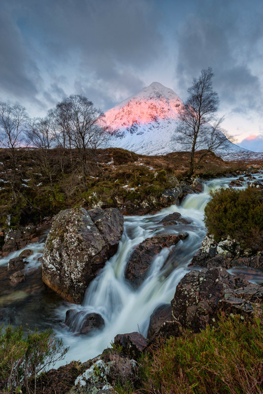 Alpenglow - The Light Captured