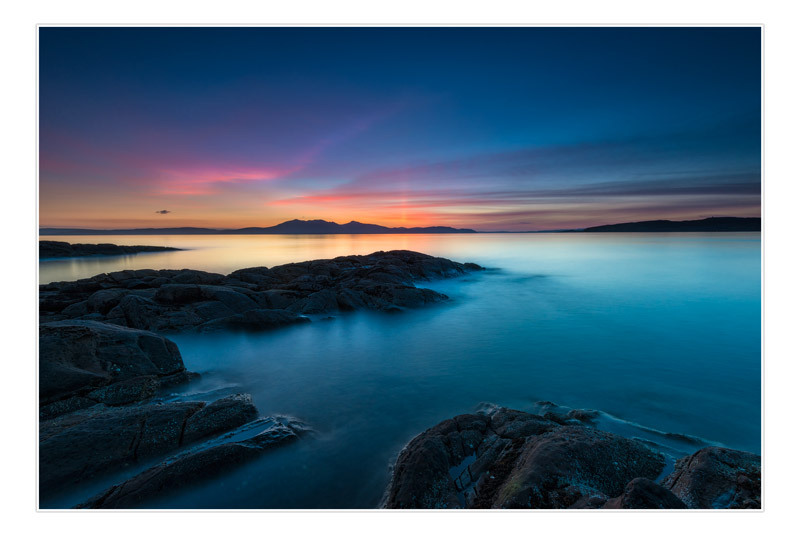 Evening Ozone - Ayrshire Gallery