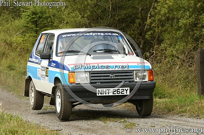 SS3 5 - SAMDEC SECURITY LAKELAND STAGES RALLY (2014)