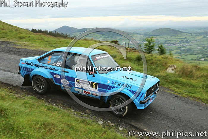 MR 6 - NEWRY AND DISTRICT MOURNE RALLY (2014)