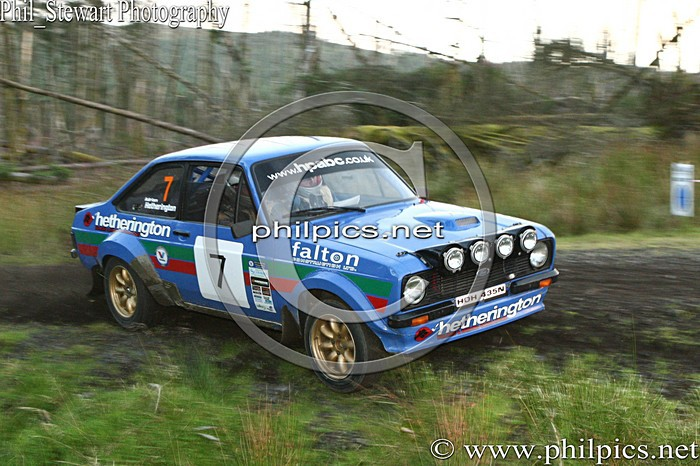 SS 22 - MAGHERAFELT AND DISTRICT MOTOR CLUB SUNSET RALLY (2013)