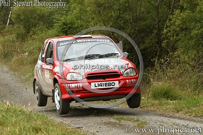 SS3 12 - SAMDEC SECURITY LAKELAND STAGES RALLY (2014)