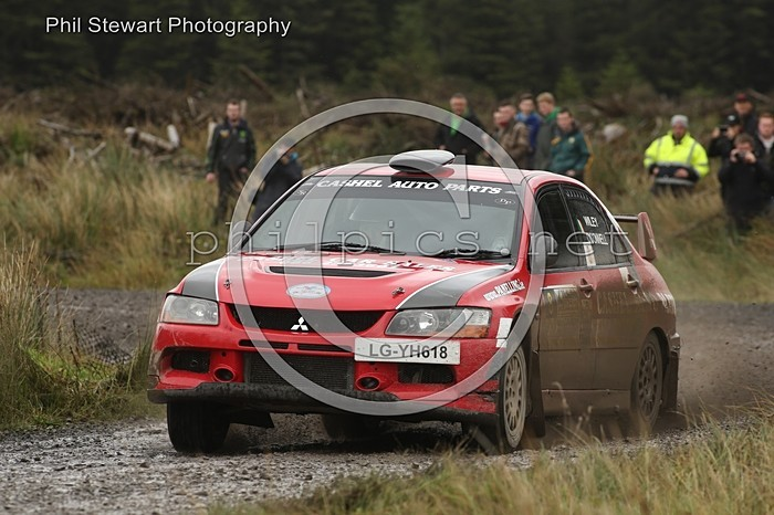 BW 13 - OMAGH MOTOR CLUB BUSHWACKER RALLY (2016)