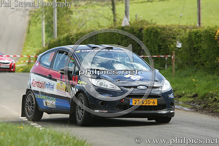 SP 21 - MADMC RYAN BRADLEY MEMORIAL TOUR OF THE SPERRINS (2015)