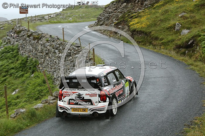 DONEGAL 10 - JOULE DONEGAL INTERNATIONAL RALLY (2016)