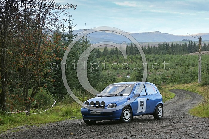 SS RTT 12 - MAGHERAFELT MOTOR CLUB SUNSET RALLY TIME TRIAL - DAVAGH (2016)