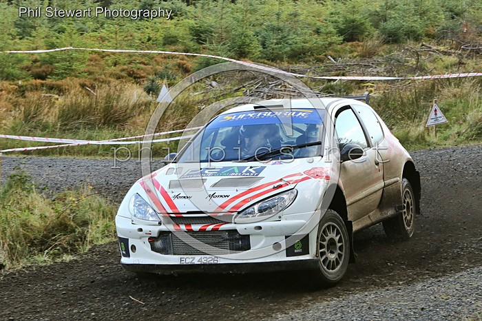 GLENS 12 - RIVER RIDGE RECYCLING GLENS OF ANTRIM RALLY (2016)