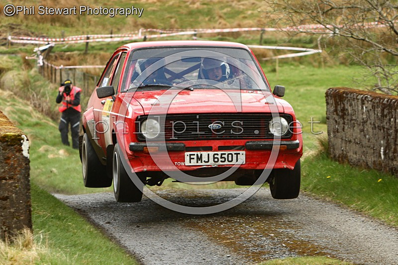TOTS 11 - MAGHERAFELT AND DISTRICT MOTOR CLUB TOUR OF THE SPERRINS (2013)