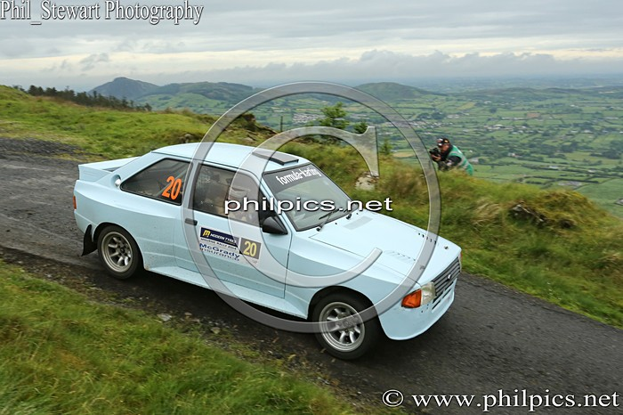 MR 18 - NEWRY AND DISTRICT MOURNE RALLY (2014)