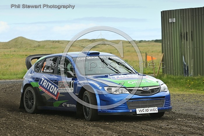 TS 3 - COOKSTOWN MOTOR CLUB McGRADY INSURANCE TYRONE STAGES (2016)