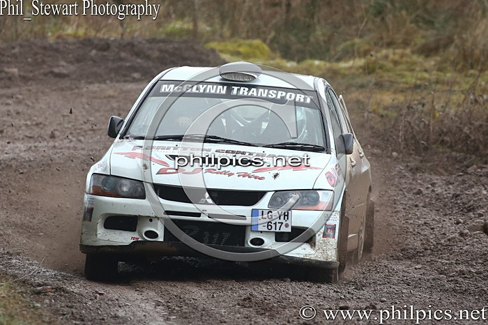 SR 20 - OMAGH MOTOR CLUB SPRING RALLY (2015)